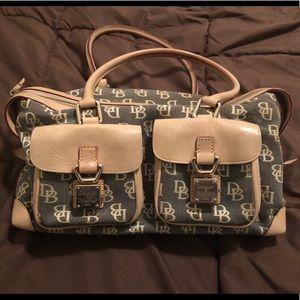 Authentic Dooney & Burke Bag